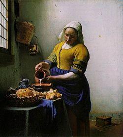 250px-Vermeer_-_The_Milkmaid.jpg